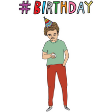 Load image into Gallery viewer, ABLE AND GAME Card - #BIRTHDAY