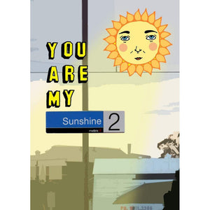 ABLE AND GAME Card - You Are My Sunshine