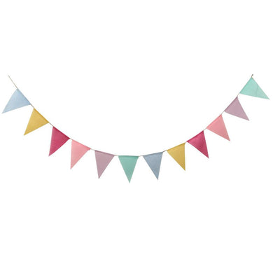 Colourful Flag Bunting (3m)