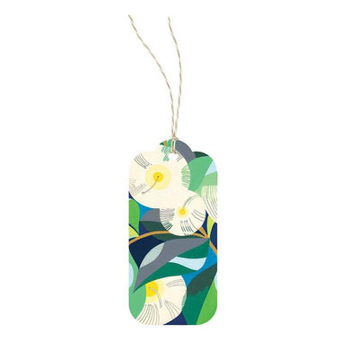 EARTH GREETINGS Gift Tag - Lemon-scented Gum