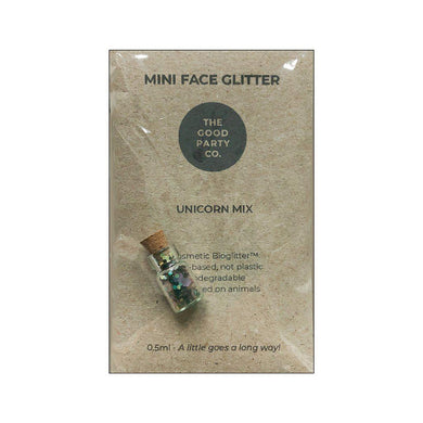 Eco-Mini's™ Face Bioglitter® - Unicorn