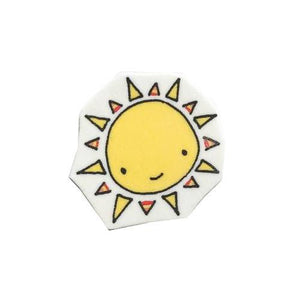 Eco-Mini™ Temporary Tattoo - Sun