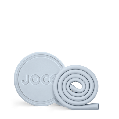 JOCO Key-ring Roll Straw - Vintage Blue 7