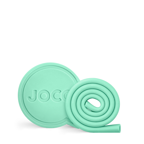 JOCO Key-ring Roll Straw - Vintage Green 7