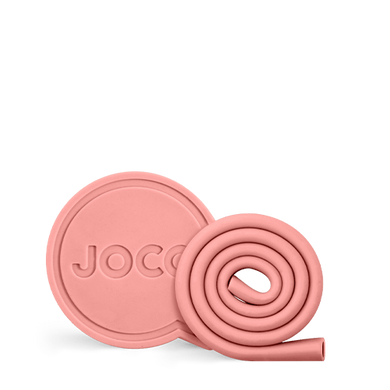 JOCO Key-ring Roll Straw - Vintage Pink 7