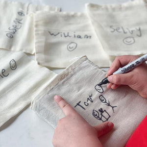 Muslin Cotton Party Bags