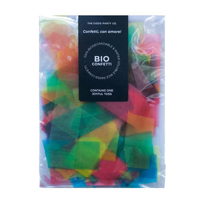 THE GOOD PARTY CO. Bio Confetti - Single-throw Packet