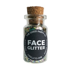 THE GOOD PARTY CO. Face Glitter - Unicorn Mix