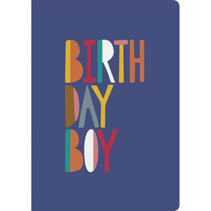 THE THINKTREE Card - Birthday Boy