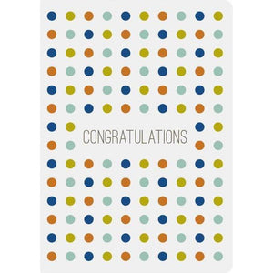 THE THINKTREE Card - Congratulations Confetti