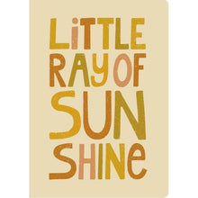 Load image into Gallery viewer, THE THINKTREE Card - Little Ray of Sunshine