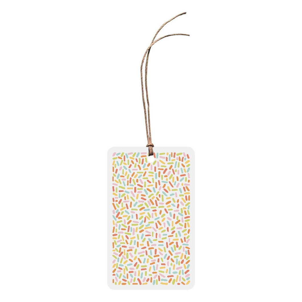 THE THINKTREE Gift Tag - Sprinkles
