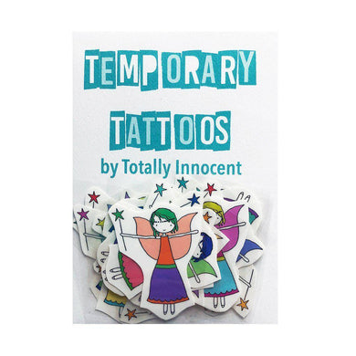 TOTALLY INNOCENT Temporary Tattoos, 10 pack - Fairies