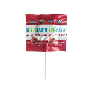 YUM EARTH Organic Lollipops (Singles)
