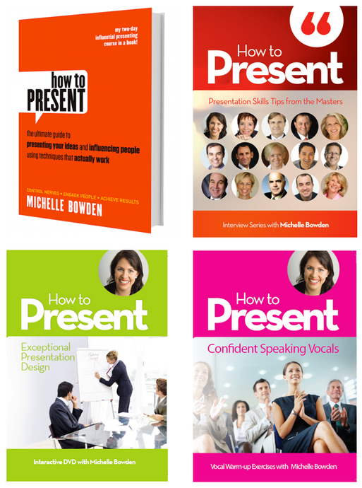 The Complete Presenter's Pack