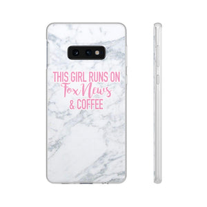 Fox News & Coffee Phone Case