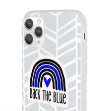 Load image into Gallery viewer, Back The Blue Phone Case