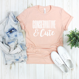 Conservative & Cute