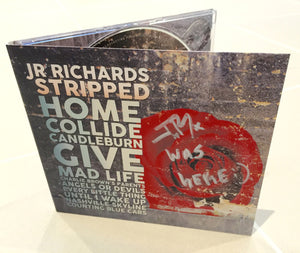 Stripped CD (Physical)