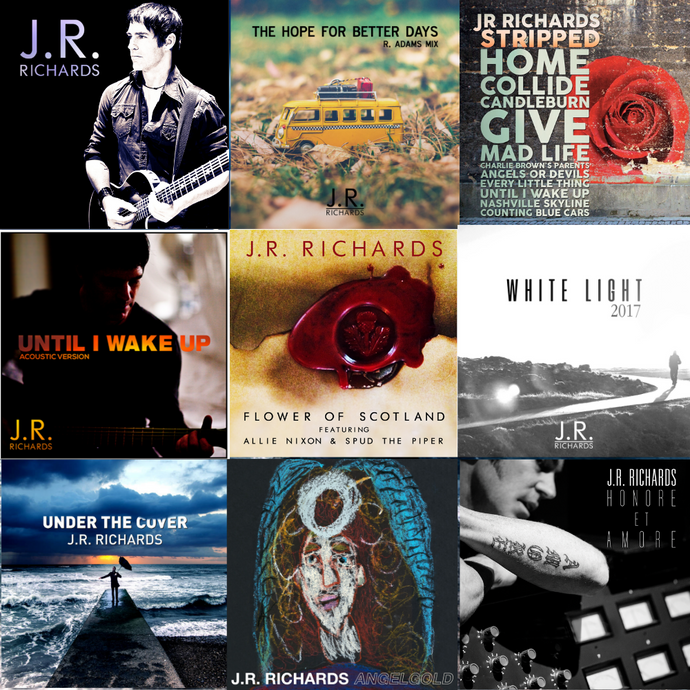 Digital Mega Bundle - All JR's Solo Albums, Singles & B-sides + SURPRISE Download