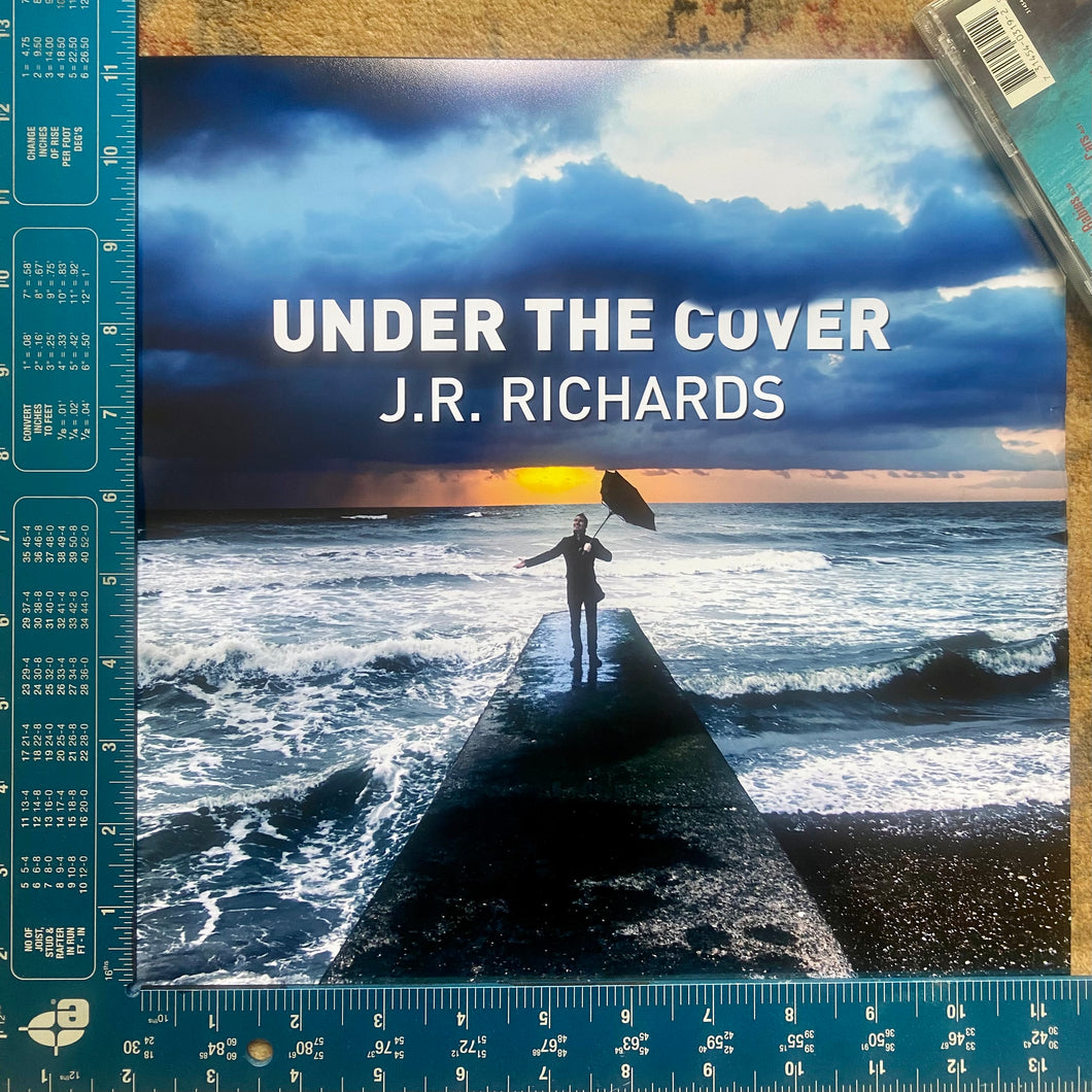 Under The Cover - 12x12 Poster