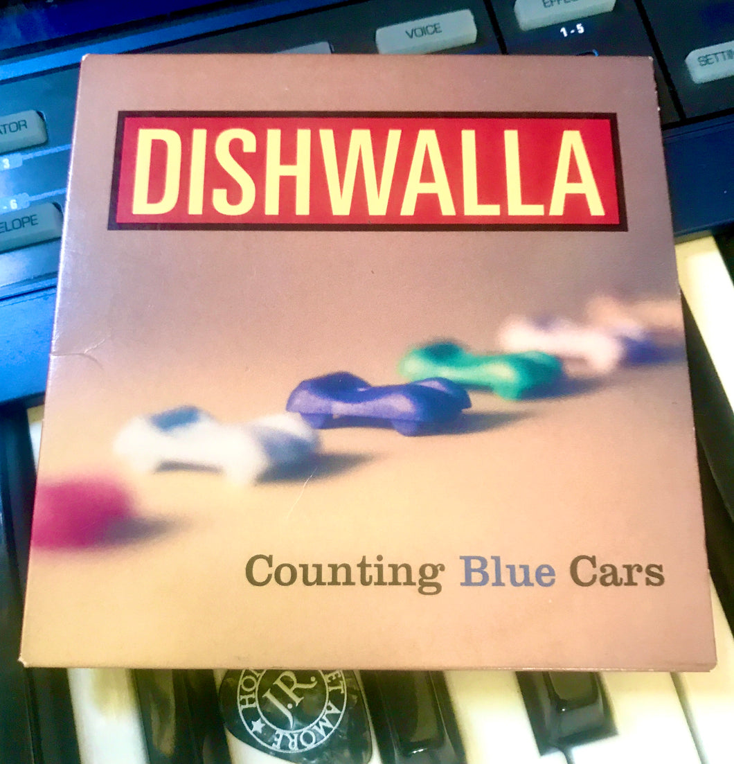 Counting Blue Cars - CD Sleeve Single (JR's Private Collection)