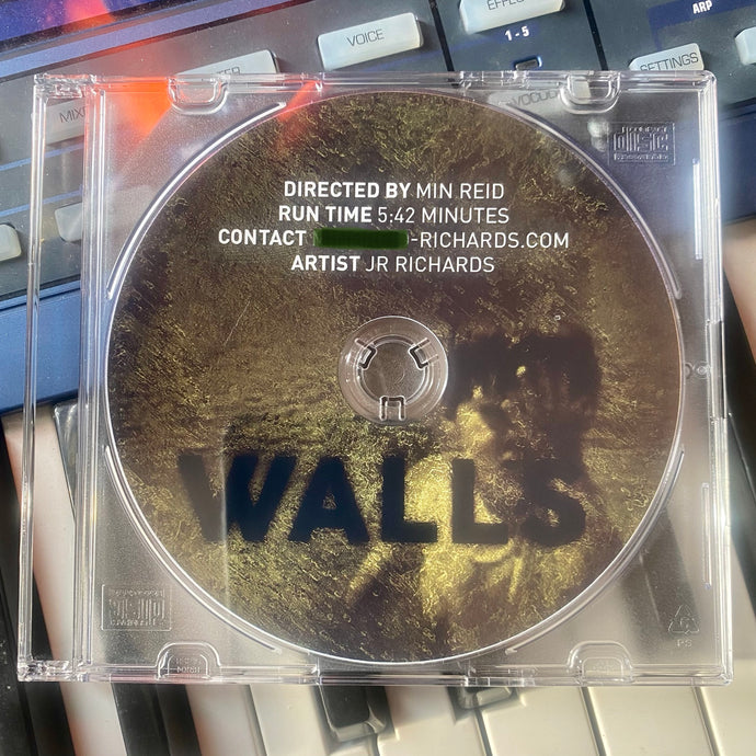 Walls - DVD Video (JR's Private Collection)