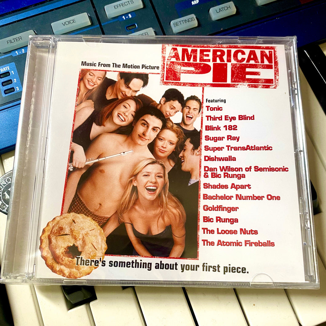 American Pie CD - Find Your Way Back Home DISHWALLA (JR's Private Collection)