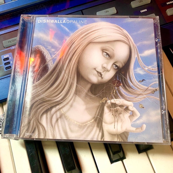 Opaline Dual Disc - CD/DVD (JRs Private Collection)