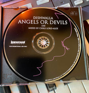 Angles or Devils - CD Single (JR's Private Collection)