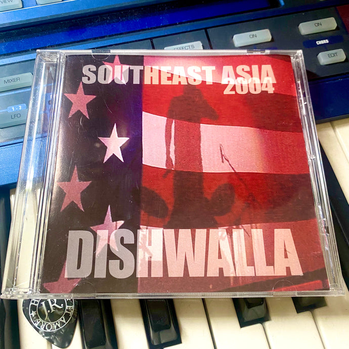 Dishwalla - Asia Tour CD (JR's Private Collection)