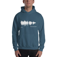 "Load image into Gallery viewer, JR's SOUNDWAVE Series - Unisex Hoodie - ""Come And Take Me Home"""