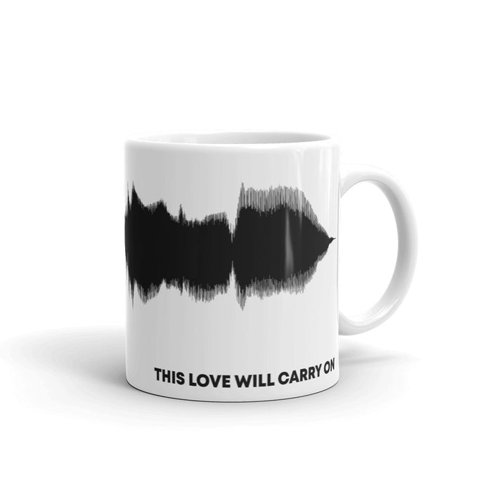JR's SOUNDWAVE Series Coffee Mug -