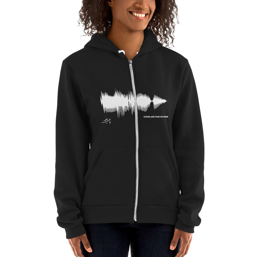 JR's SOUNDWAVE Series - Hoodie sweater -