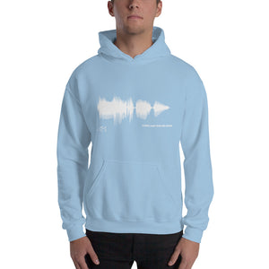 "JR's SOUNDWAVE Series - Unisex Hoodie - ""Come And Take Me Home"""