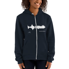 Load image into Gallery viewer, JR's SOUNDWAVE Series - Hoodie sweater - This Love Will Carry On