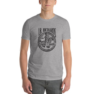 Honore et Amore - Short-Sleeve Unisex T-Shirt (Anvil Rugged)