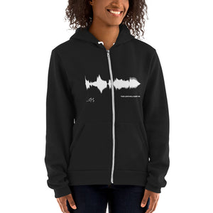 JR's SOUNDWAVE Series - Hoodie sweater - This Love Will Carry On