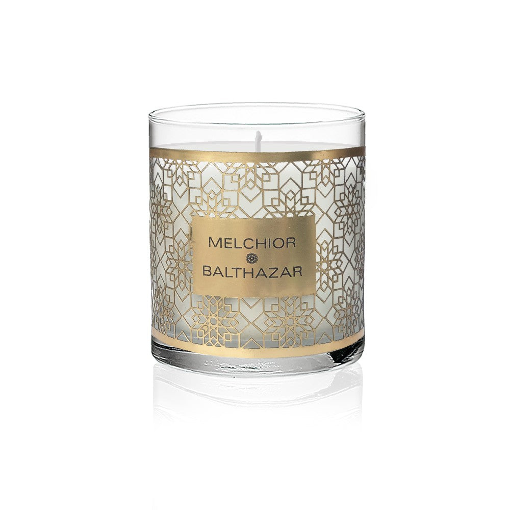 Babylone - Melchior & Balthazar ambient vegetable candle