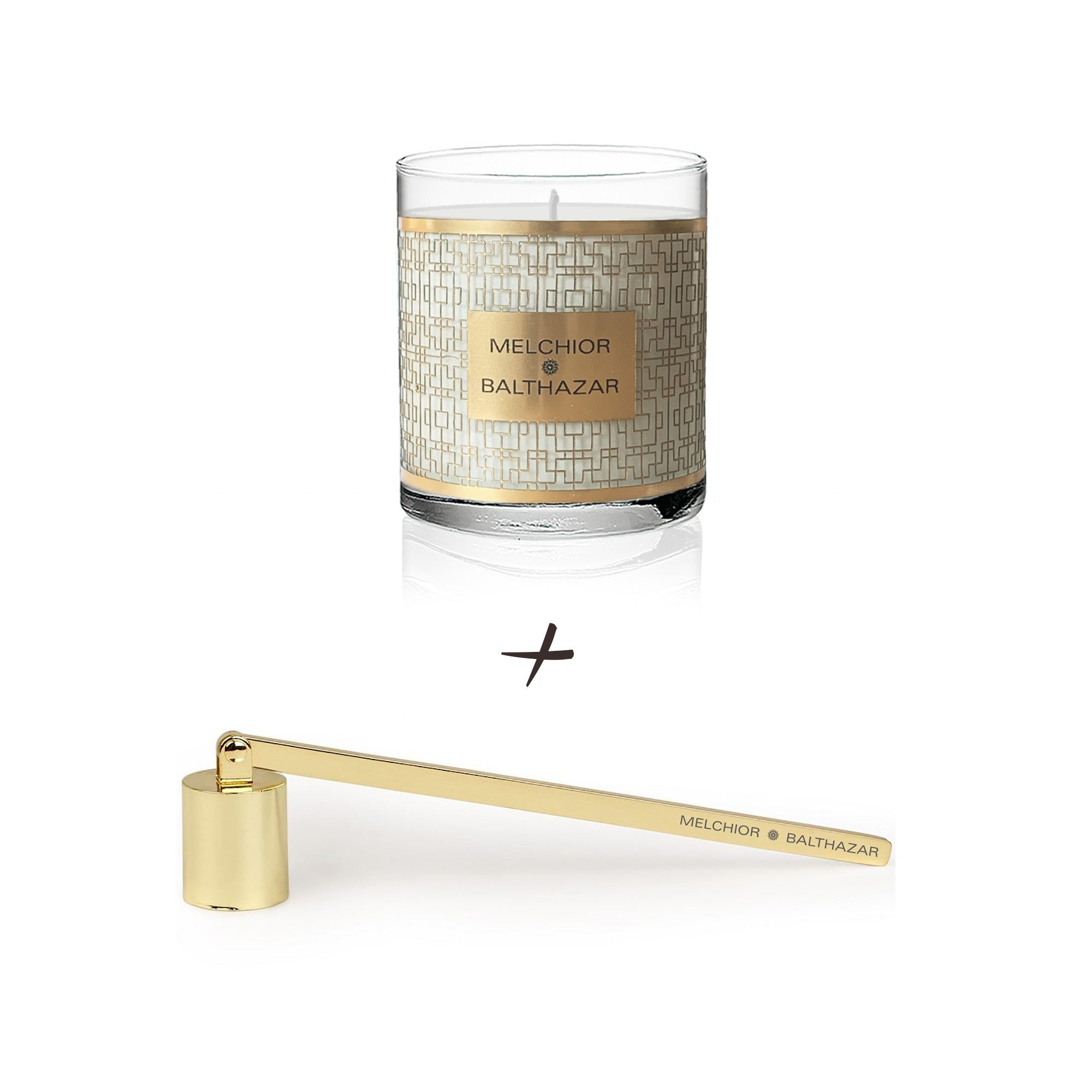 Candle and Accessory Duo Melchior & Balthazar