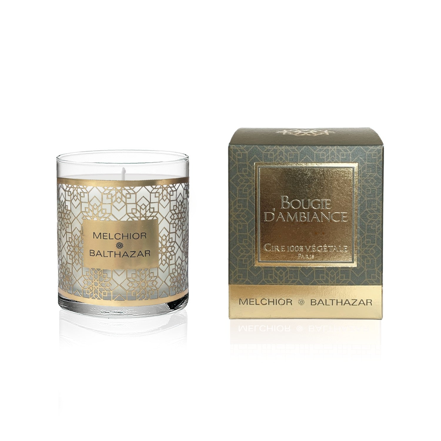Charnel Incense - Melchior & Balthazar ambience candle