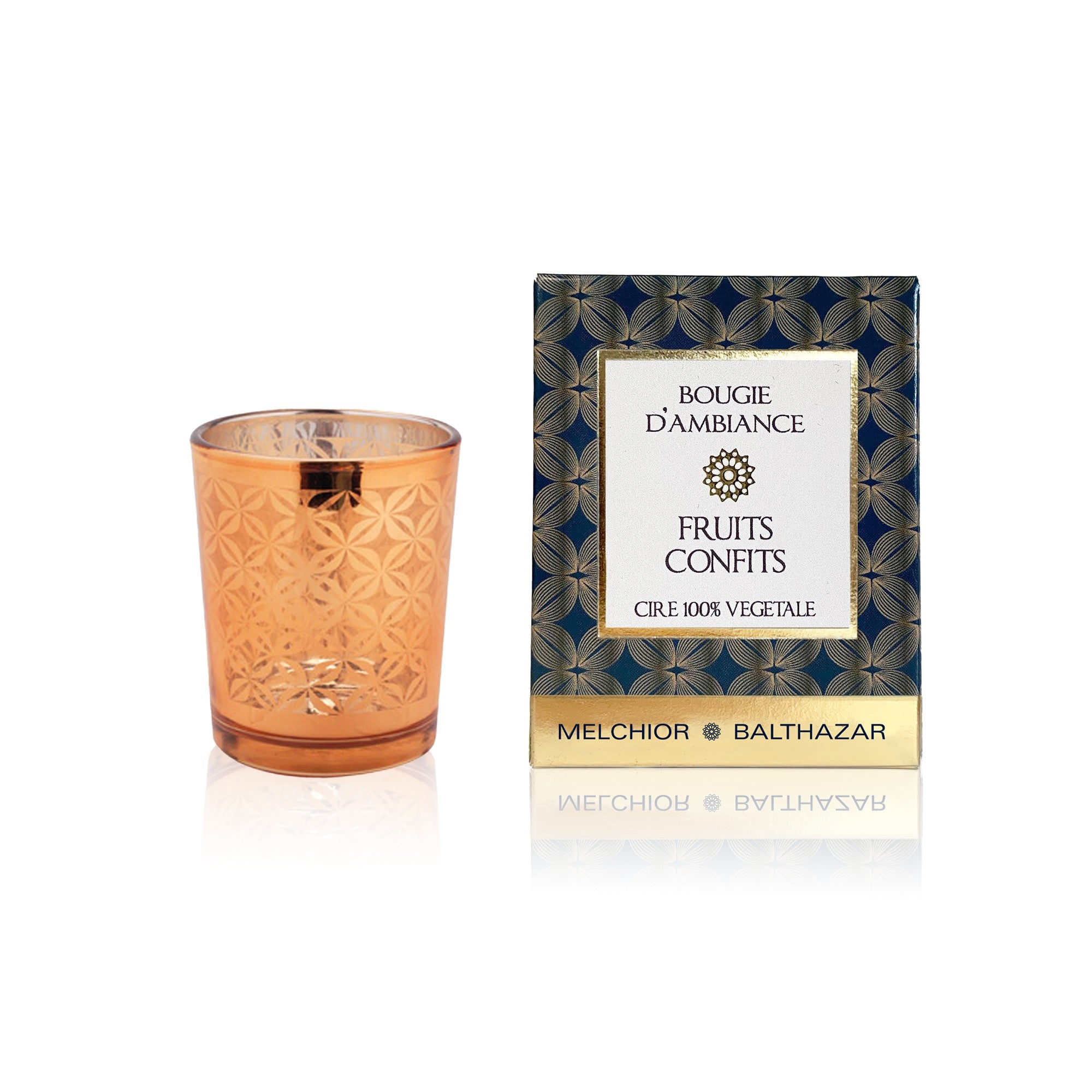 Candied Fruits - Melchior & Balthazar Christmas Vegetable Candle