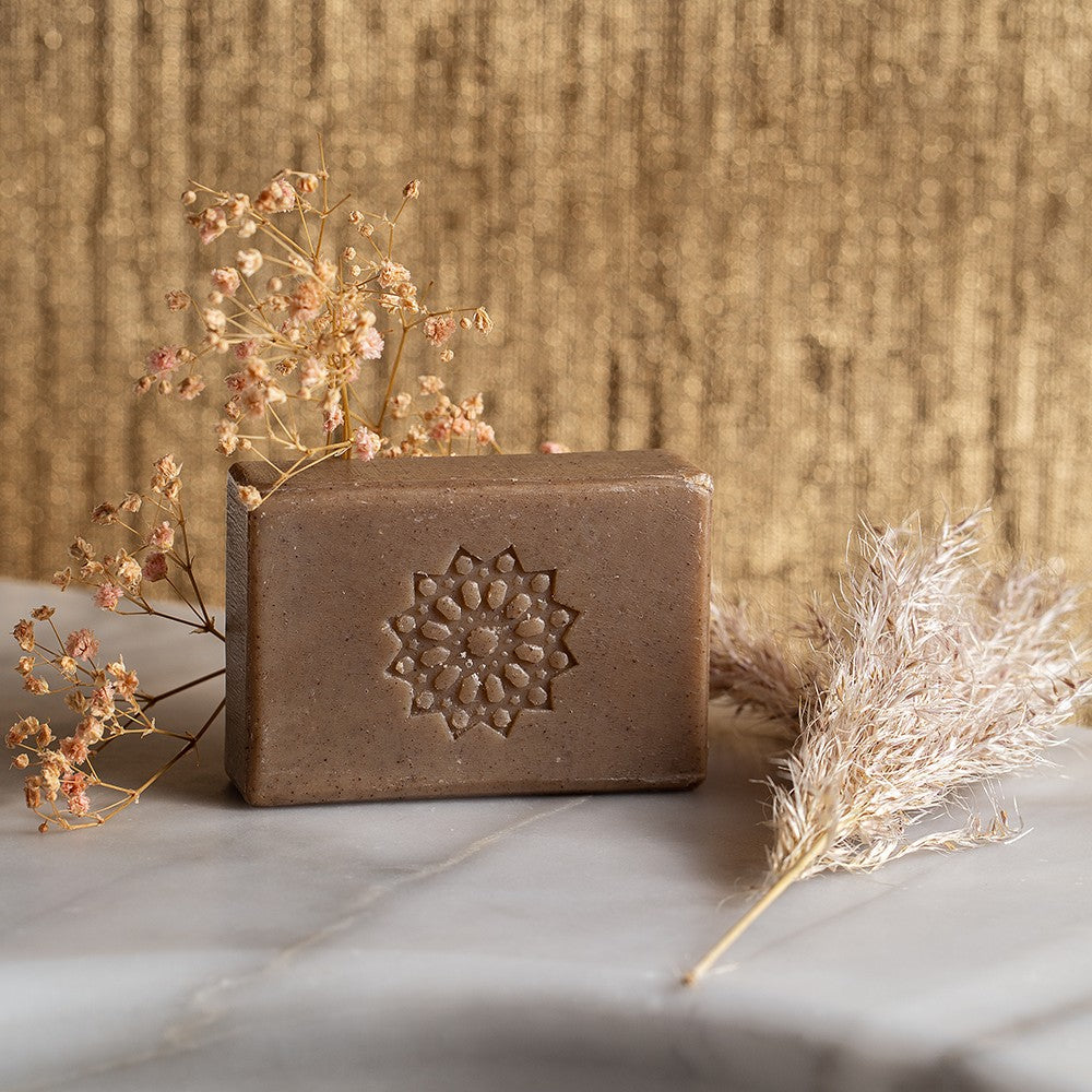 Amber Solid Soap - Relaxing Melchior & Balthazar