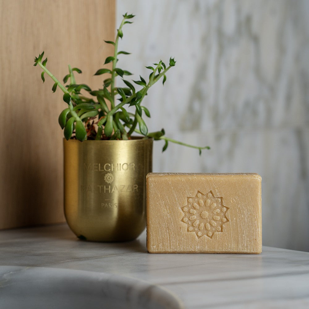 Orange Blossom Solid Soap - Melchior & Balthazar Exfoliant
