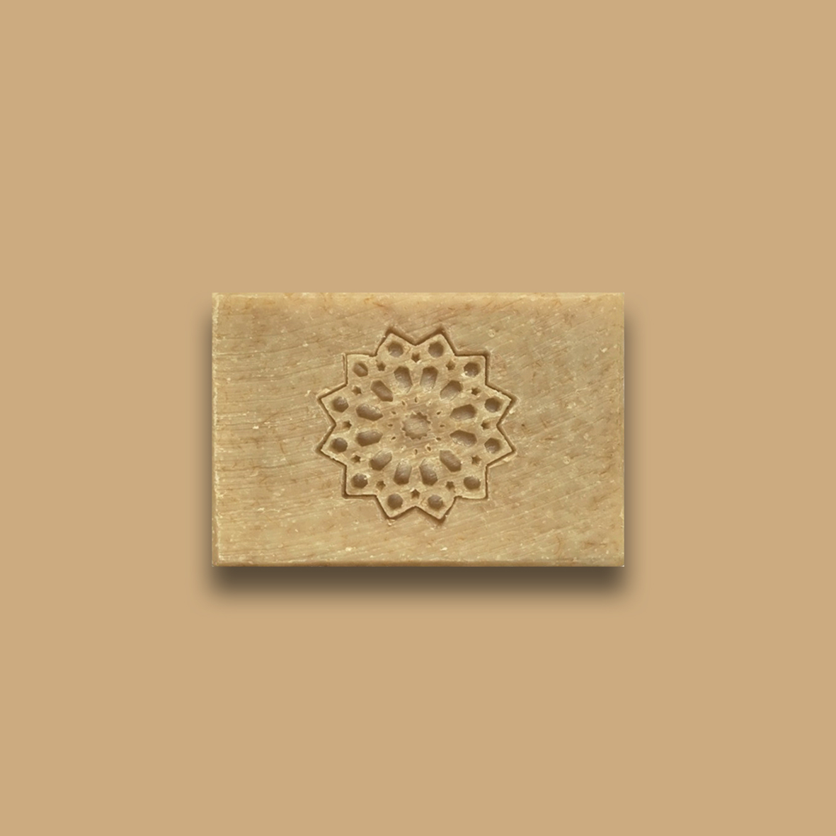 Orange blossom soap with intense natural and organic hydration