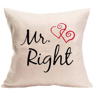Say something Pillow Covers