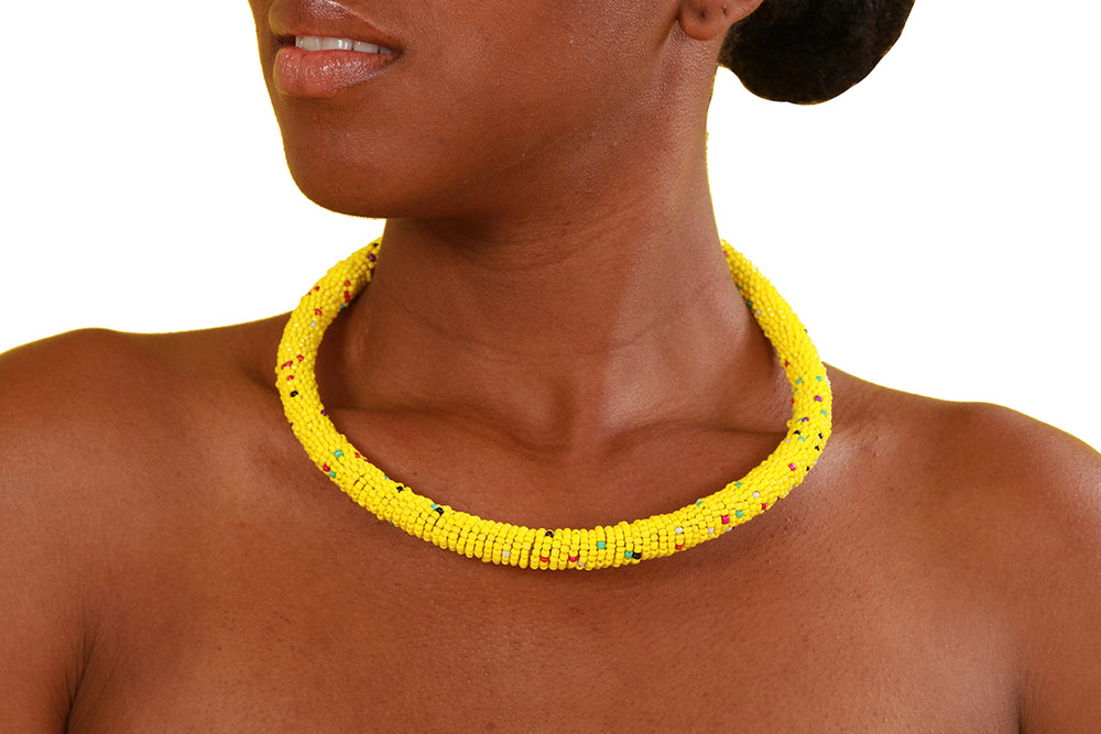 Here Comes The Sun Necklace - Accessories Nolafrique Accessories Necklace