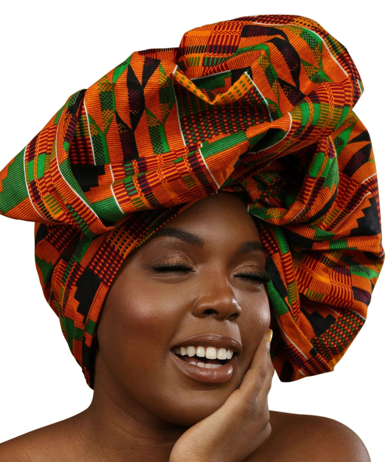 Ghana's Beloved Headwrap