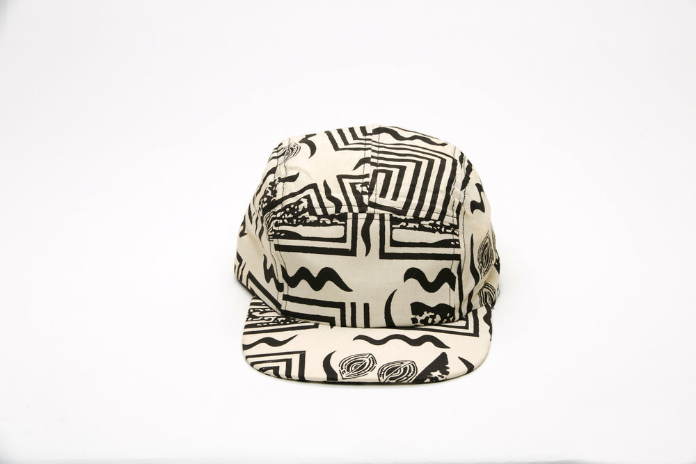 Ancestry African Fabric Cap - Hats Nolafrique African Hat African Print Hat