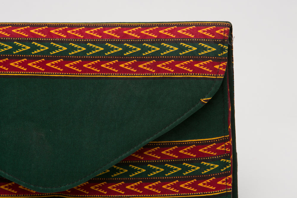 The African Envelope Clutch - Bags Nolafrique Bags